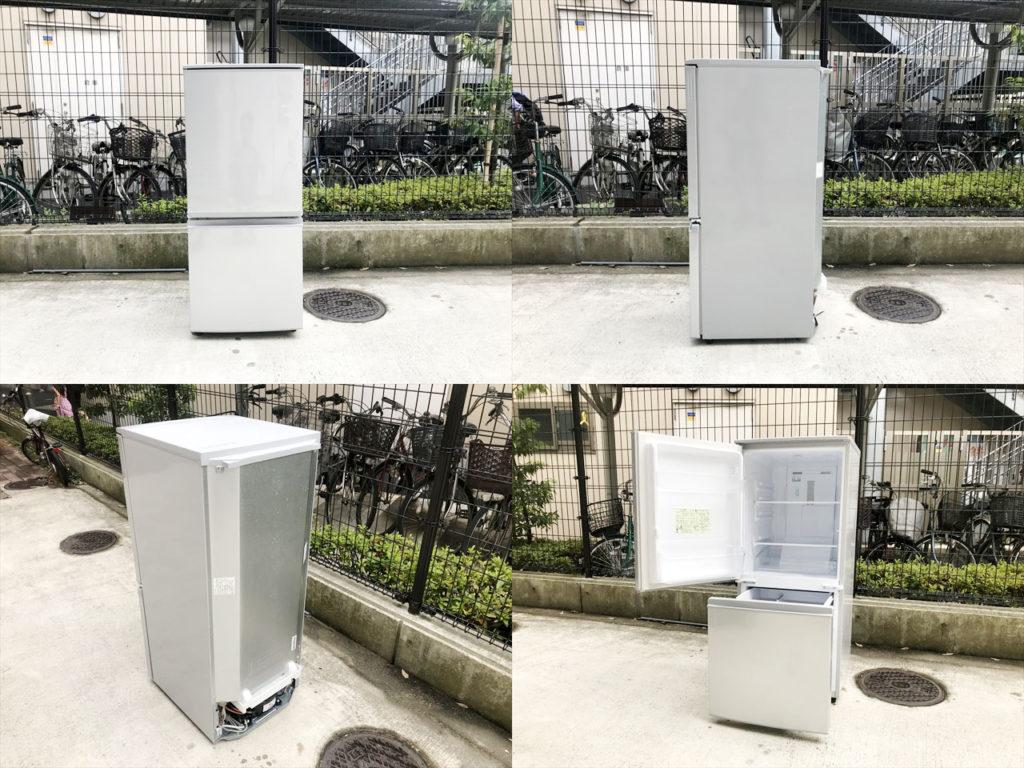 2017年製2ドア冷蔵庫詳細画像4