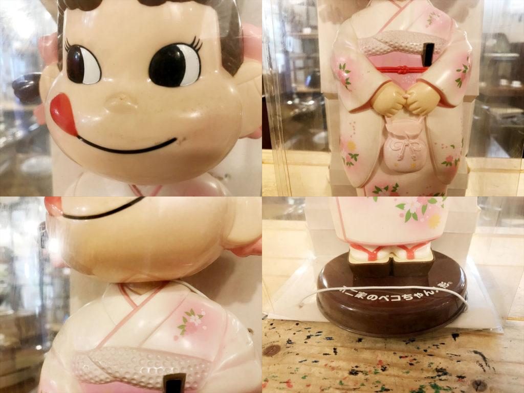 ペコちゃん人形詳細画像1