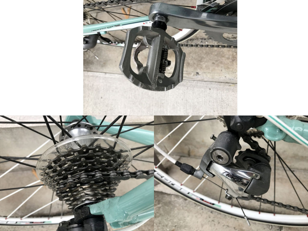ロードバイク詳細画像12