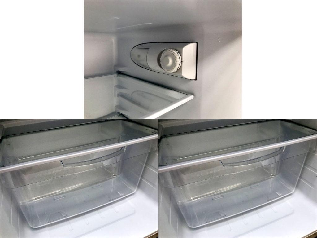121リットル冷蔵庫詳細画像4