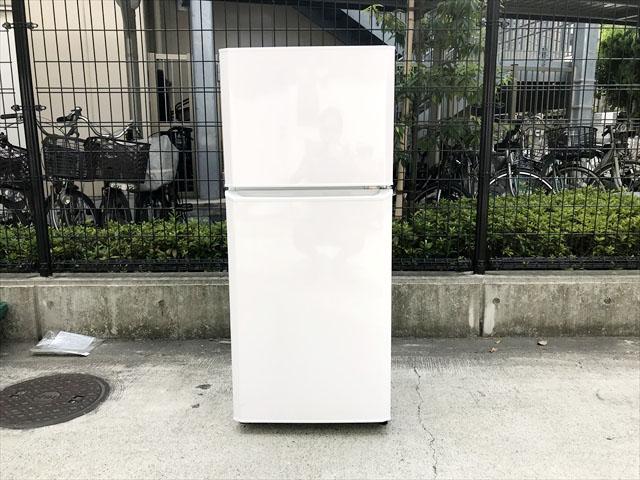 121リットル冷蔵庫
