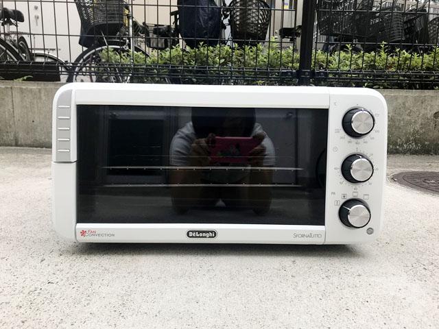 デロンギコンベクションオーブン