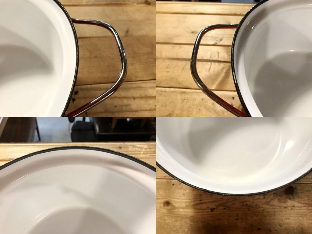 ロータス両手鍋詳細画像3