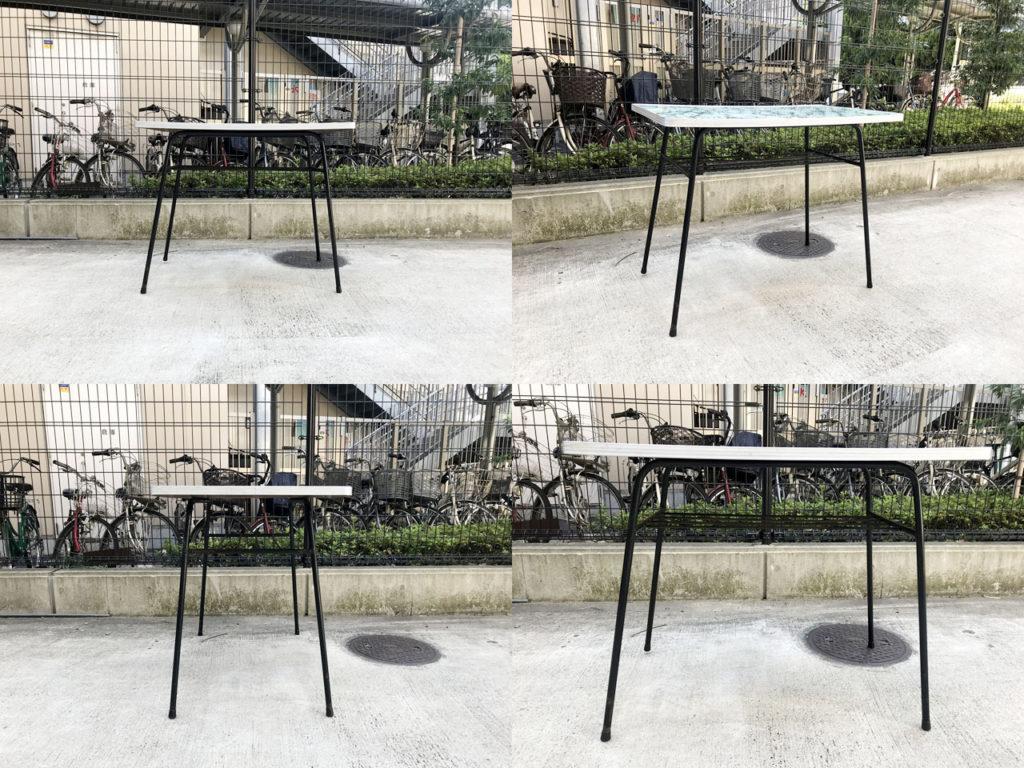 ヴィンテージテーブル詳細画像1