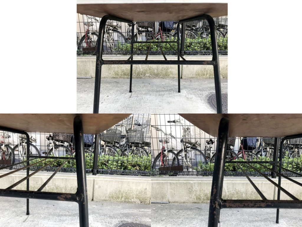 ヴィンテージテーブル詳細画像5