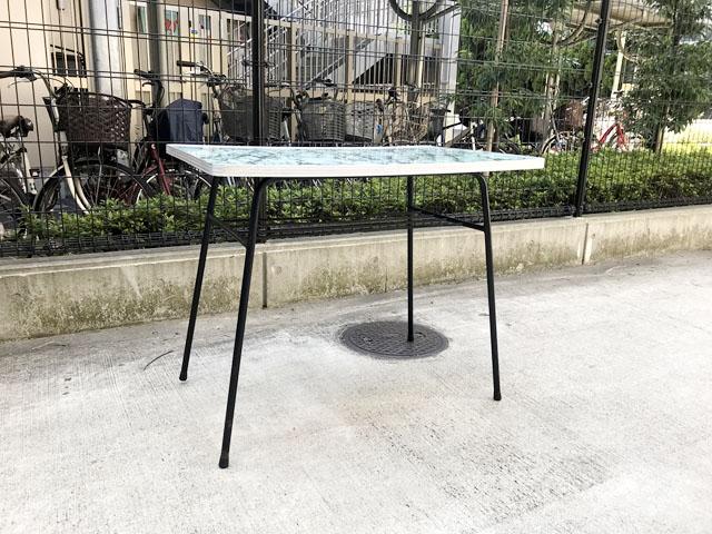 昭和レトロヴィンテージテーブル