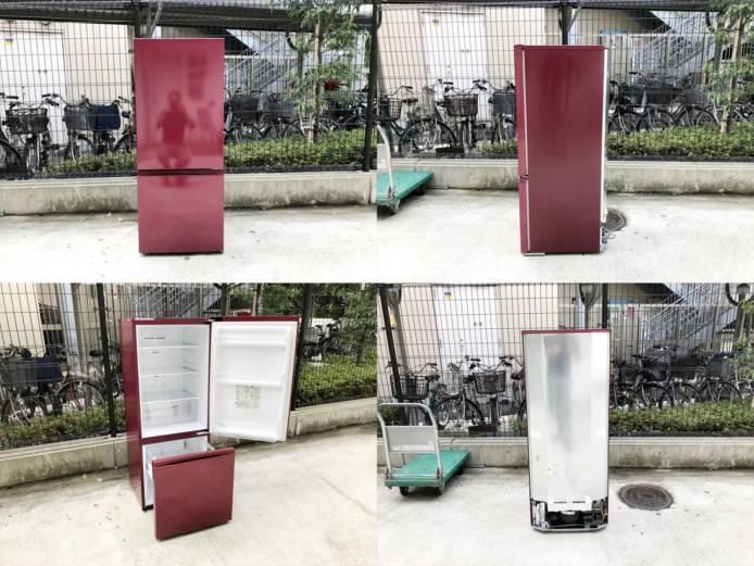 2016年製2ドア冷蔵庫詳細画像4