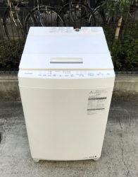 東芝8キロ洗濯機(大田区)