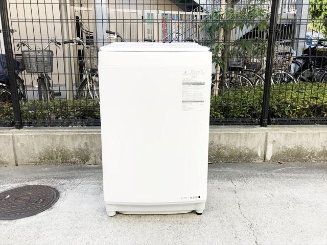 8キロ洗濯機