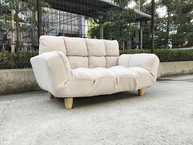 ビーカンパニーリクライニングソファ