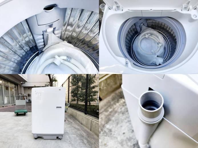 シャープ7キロ洗濯機詳細画像2