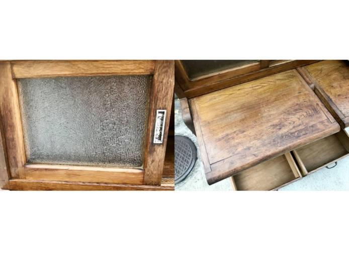 古家具キッチンキャビネット詳細画像6
