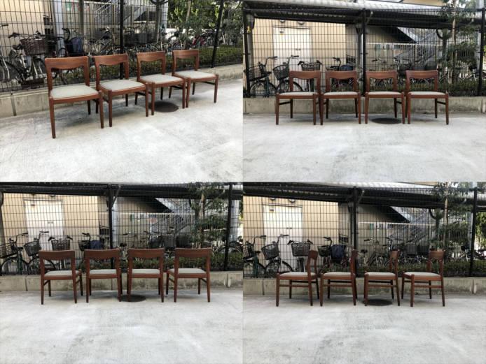 日本ヴィンテージダイニングセット詳細画像10