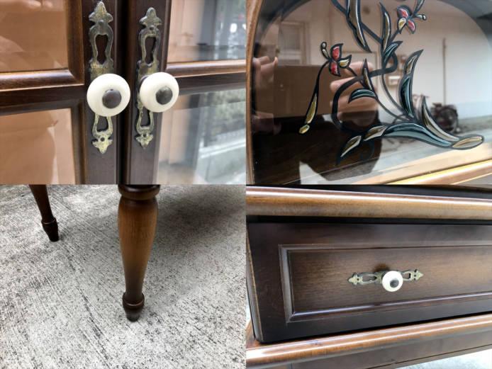 飛騨産業飾り棚詳細画像5