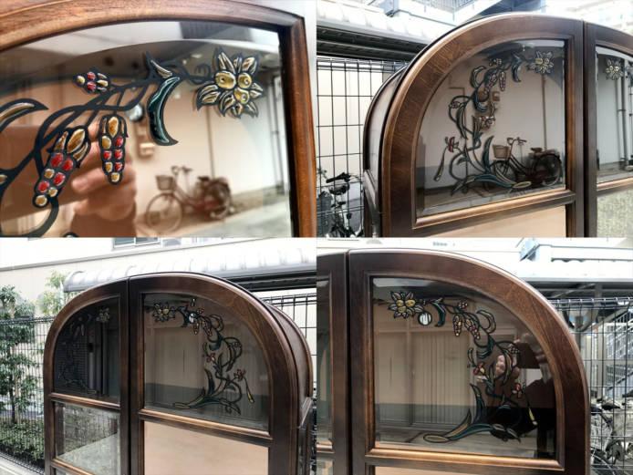 飛騨産業飾り棚詳細画像6