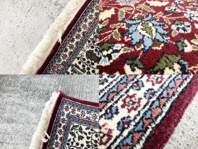 トルコヘレケウール絨毯詳細画像3