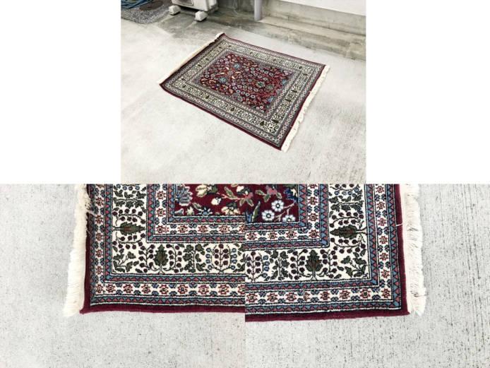 トルコヘレケウール絨毯詳細画像5
