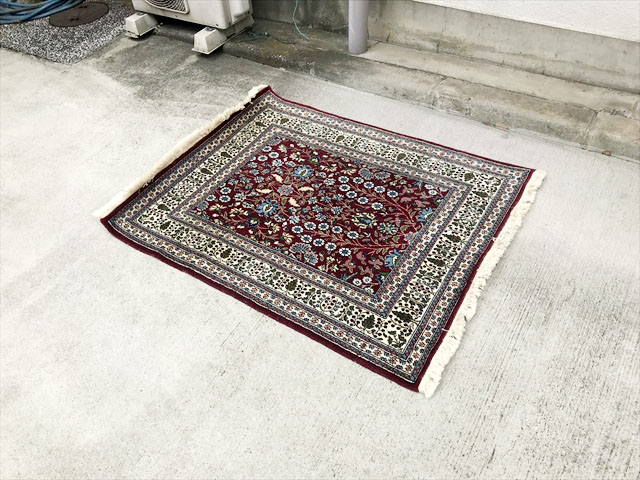 ヘレケウール絨毯