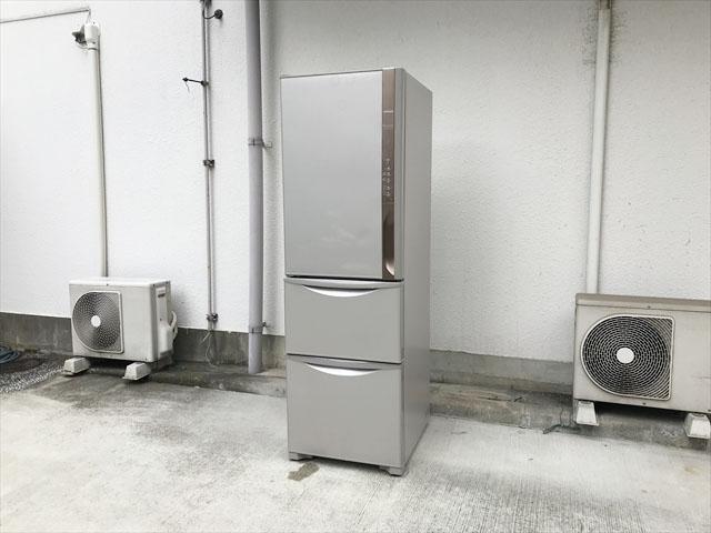 日立3ドア冷蔵庫2018年製