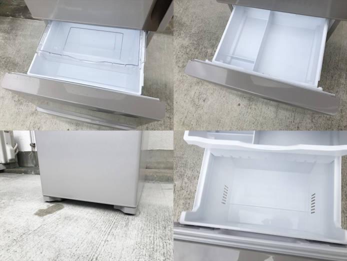 日立3ドア冷蔵庫2018年製詳細画像2