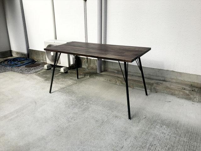 ビメイクスシンバスダイニングテーブル