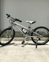 ルイガノj206キッズ自転車