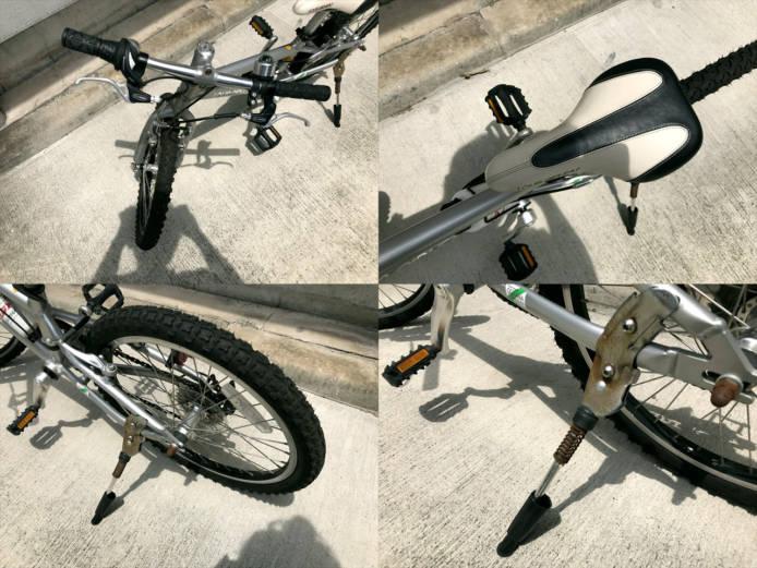 ルイガノj206キッズ自転車詳細画像2