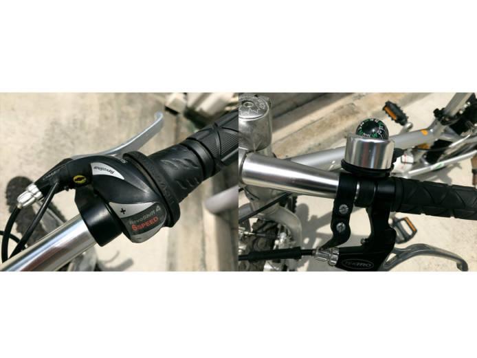 ルイガノj206キッズ自転車詳細画像5