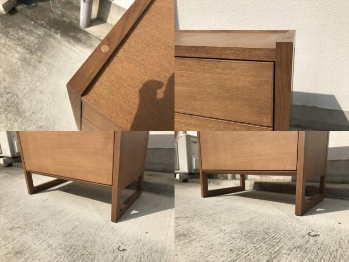 カリモクサイドボードキャビネット詳細画像3