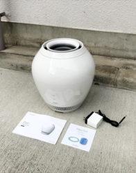 バルミューダレインWi-Fi付き加湿器