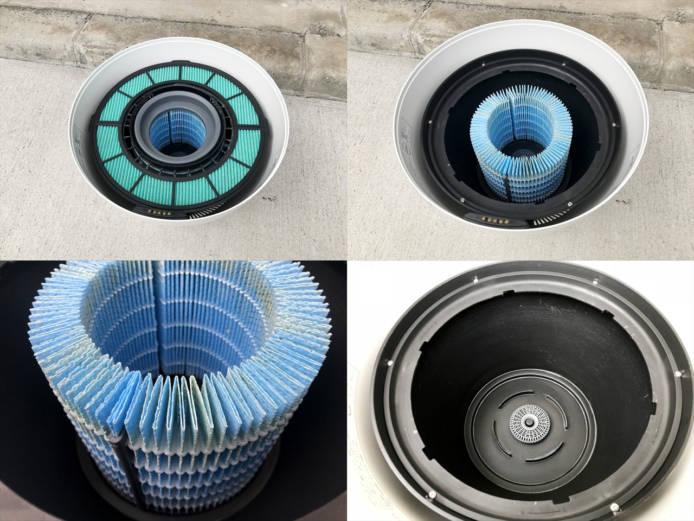 バルミューダレインWi-Fi付き加湿器詳細画像3