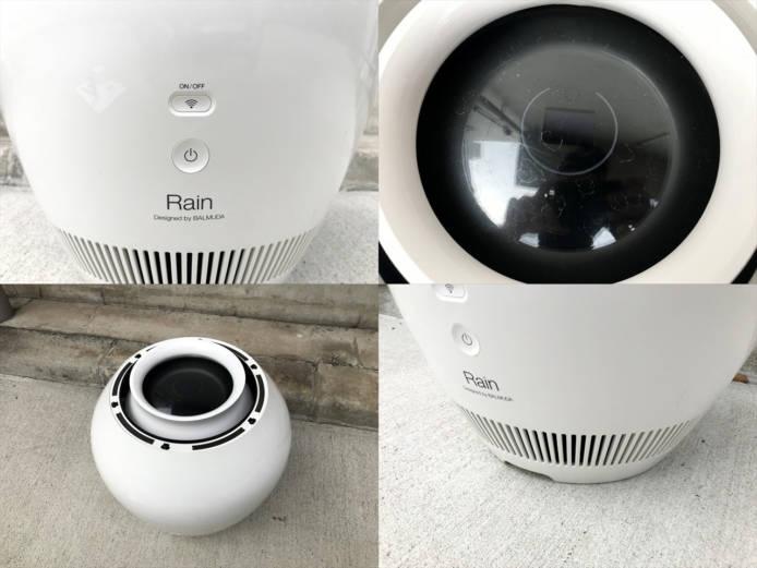バルミューダレインWi-Fi付き加湿器詳細画像4
