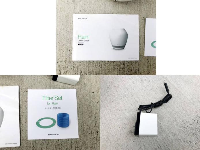 バルミューダレインWi-Fi付き加湿器詳細画像6