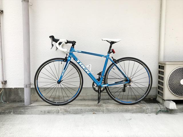 トレックワンシリーズ1.2ロードバイク