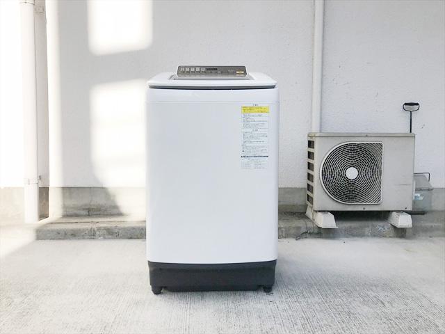パナソニック洗濯乾燥機NA-FD80H6