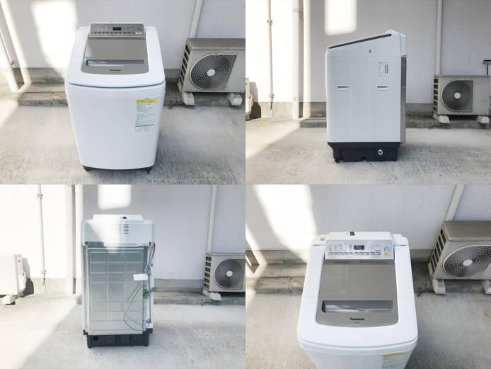 パナソニック洗濯乾燥機NA-FD80H6詳細画像2