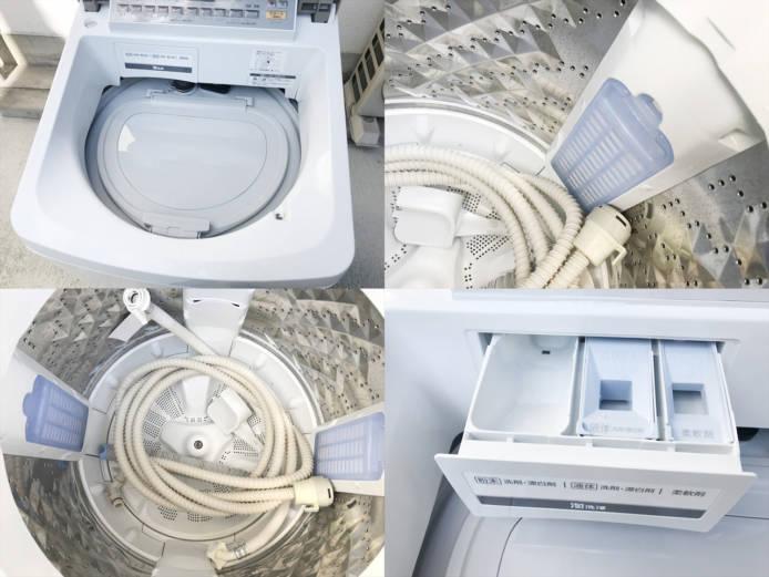 パナソニック洗濯乾燥機NA-FD80H6詳細画像5