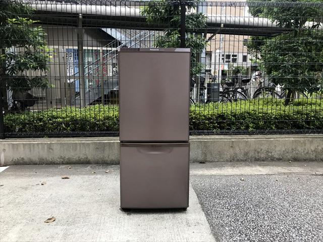 パナソニックパーソナル2ドア冷蔵庫