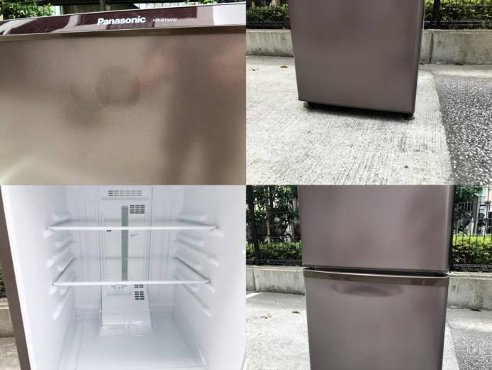 パナソニックパーソナル2ドア冷蔵庫詳細画像3