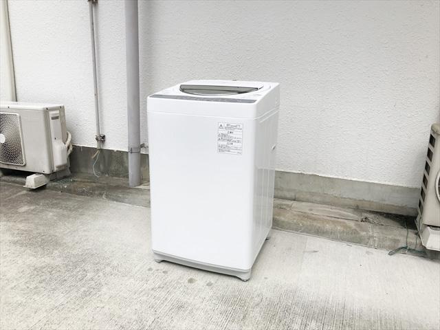 東芝全自動洗濯機2018年製6キロ