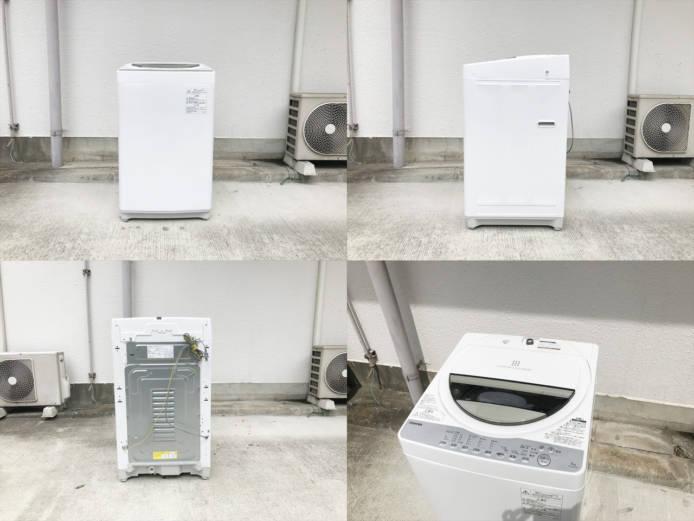 全自動洗濯機2018年製6キロ詳細画像4