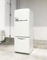 ナショナルウィルフリッジミニ2ドア冷蔵庫
