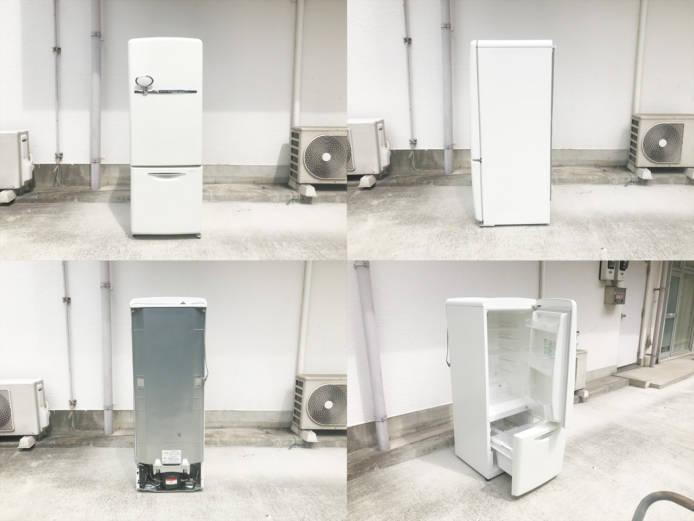 ナショナルウィルフリッジミニ2ドア冷蔵庫詳細画像7
