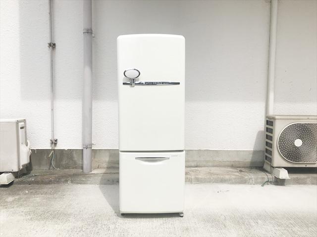 ウィルフリッジミニ2ドア冷蔵庫