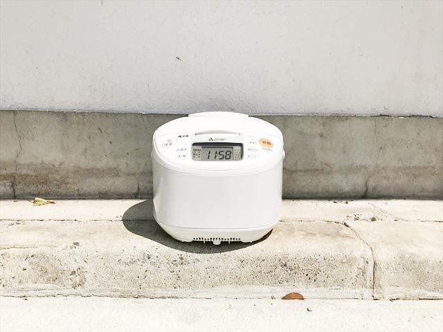 5.5合炊飯器大沸騰IH