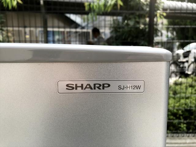 トップフリーザー2ドア冷蔵庫2013年製