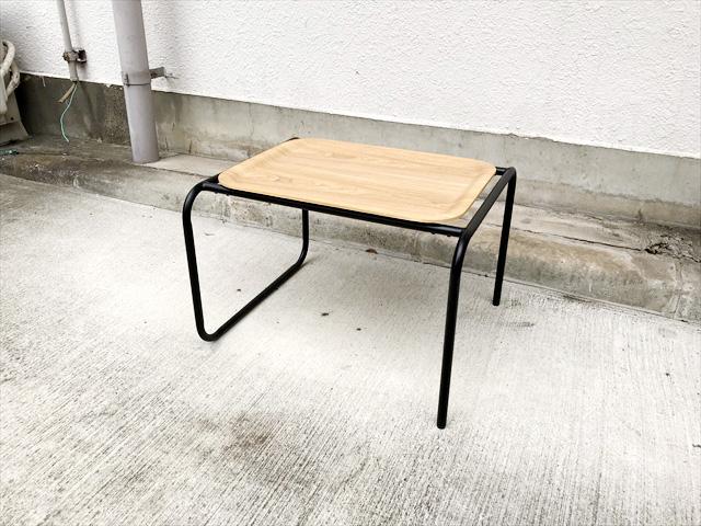無印良品トレイサイドテーブル