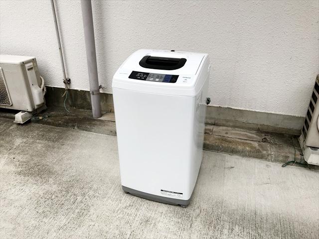 日立ステップウォッシュ全自動洗濯機