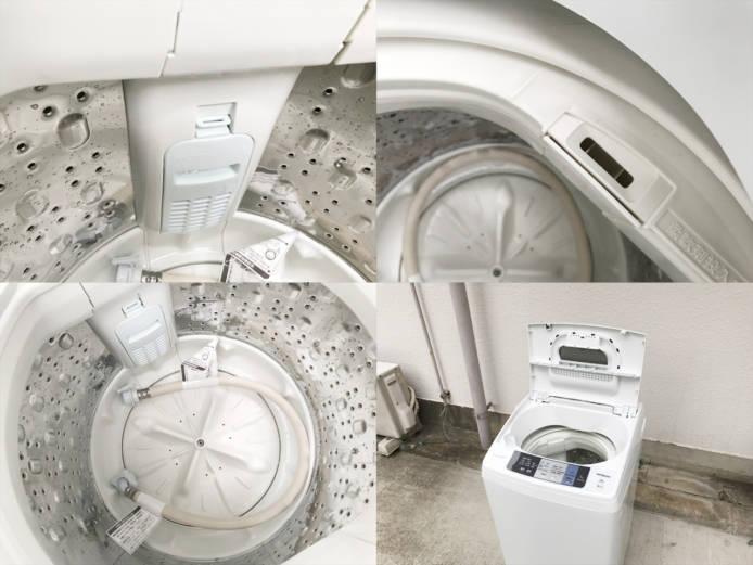 日立ステップウォッシュ全自動洗濯機詳細画像2