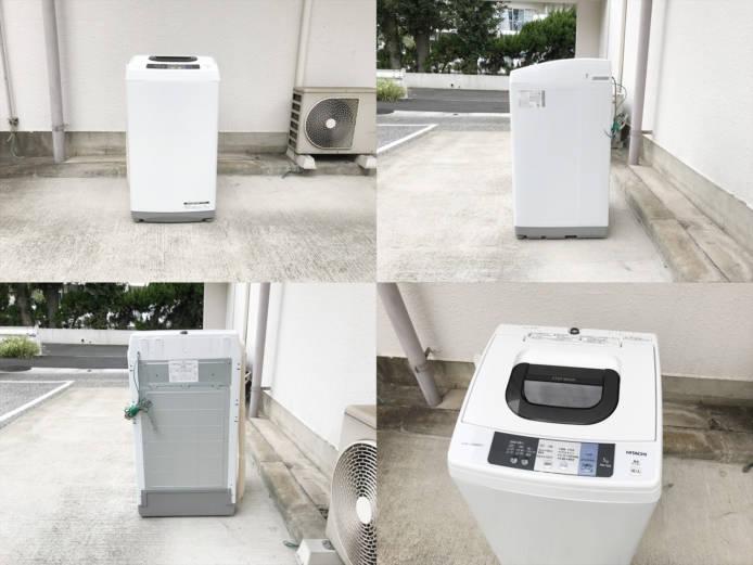 日立ステップウォッシュ全自動洗濯機詳細画像3